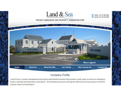 Land and Sea Development Services