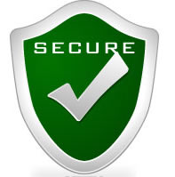 Image result for Guaranteed Safe Checkout ICON